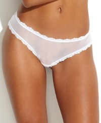 Cosabella Celine Low Rise Hipster Celin07zl White
