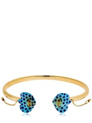Nach Blue Spotted Ray Bracelet