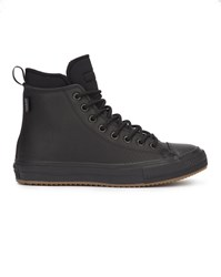 Converse Black Leather Chuck Taylor All Star Ii Boots