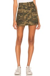 Blank Nyc Utility A Line Hi Rise Skirt Chain Of Command