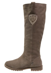 Pier One Winter Boots Taupe