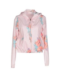 Giorgia And Johns Giorgia And Johns Coats And Jackets Jackets Women Pink