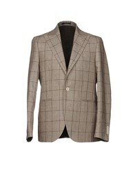 Angelo Nardelli Blazers Light Brown