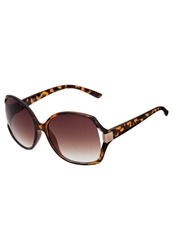 Anna Field Sunglasses Tort Mottled Brown