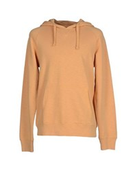 Hartford Topwear Sweatshirts Men Apricot