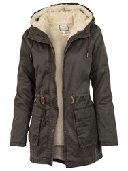 Fat Face Dorset 2 In 1 Jacket Chocolate