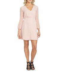 1.State At Leisure Rosy Fit And Flare Dress Rosy Flush
