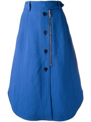 Sportmax Ronco Skirt Blue