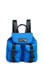 Kendall Kylie Poppy Backpack Blue