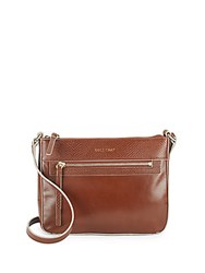 Cole Haan Reese Leather Crossbody Bag Sequoia
