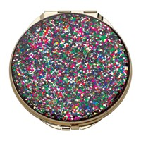 Kate Spade Simply Sparkling Compact Mirror Multi