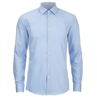 Hugo Boss Hugo Men's C Jenno Long Sleeve Shirt Light Pastel Blue