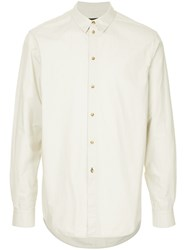 Bassike Classic Fitted Shirt Grey