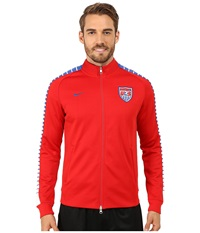 Nike N98 Usa Authentic Track Jacket University Red White Game Royal Men's Jacket