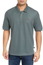 Tommy Bahama Relax The Emfielder Pique Polo Big And Tall Green