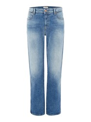 Levi's Wide Leg Boyfriend Jean In Fading Light Denim Light Wash