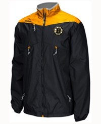 Reebok Men's Boston Bruins Center Ice Rink Jacket Black