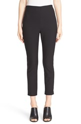 Derek Lam Women's 10 Crosby Crop Stretch Cotton Twill Pants