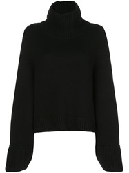 Khaite Marion Relaxed Fit Wool Jumper 60