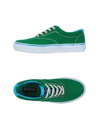 Sperry Top Sider Low Tops And Trainers Green