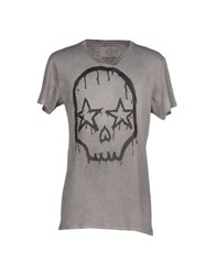Gorgeous Topwear T Shirts Men Grey