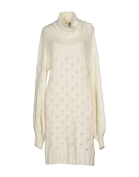 Wesc Dresses Short Dresses Women White