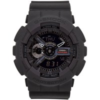 G Shock Casio Ga 135 '35Th Anniversary' Watch Black