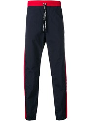 Carhartt Heritage Classic Track Trousers Blue