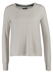 Marc O'polo Jumper Oat Flake Melange Off White