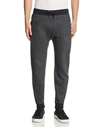 John Varvatos Star Usa Charcoal Jogger Sweatpants 100 Bloomingdale's Exclusive Charcoal Heather