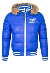 Redskins Wallas Down Jacket Sport Blue