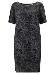 Numph Jenetta Printed Dress Caviar