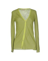 Massimo Alba Knitwear Cardigans Women Military Green