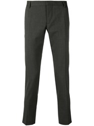 Entre Amis Slim Fit Trousers Grey