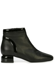 Pierre Hardy Frame Ankle Boot Black
