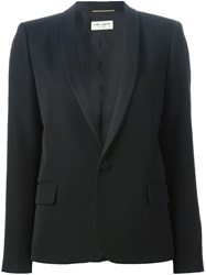 Saint Laurent Classic Blazer Black
