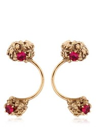 Voodoo Jewels Artica Open Ice Earrings