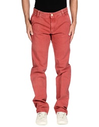 Heavy Project Jeans Brick Red