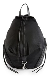 Rebecca Minkoff Julian Nylon Backpack Black