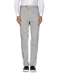 Diesel Trousers Casual Trousers Men Light Grey