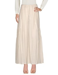 Local Apparel Long Skirts Beige