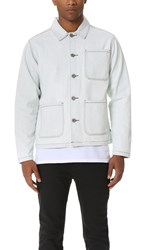 Rvca No Wave Farm Jacket Bleachout