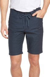 Volcom Men's Big And Tall Vsm Gritter Chino Shorts Airforce Blue