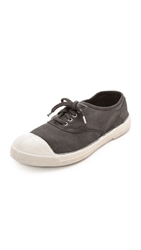 Bensimon Lace Up Tennis Sneakers Grey