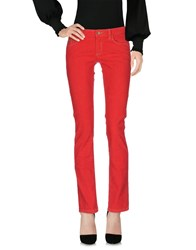 Unlimited Casual Pants Red