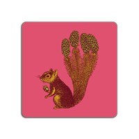 Avenida Home Puddin' Head Animaux Placemat Squirrel