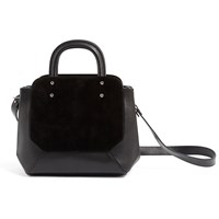 Wtr Empire Diamond Bag Black