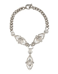 Emilio Pucci Necklaces Grey