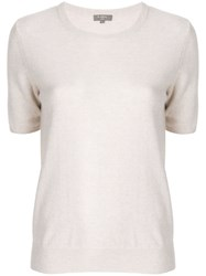 N.Peal Round Neck T Shirt 60