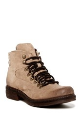 Manas Design Lace Up Boot Brown